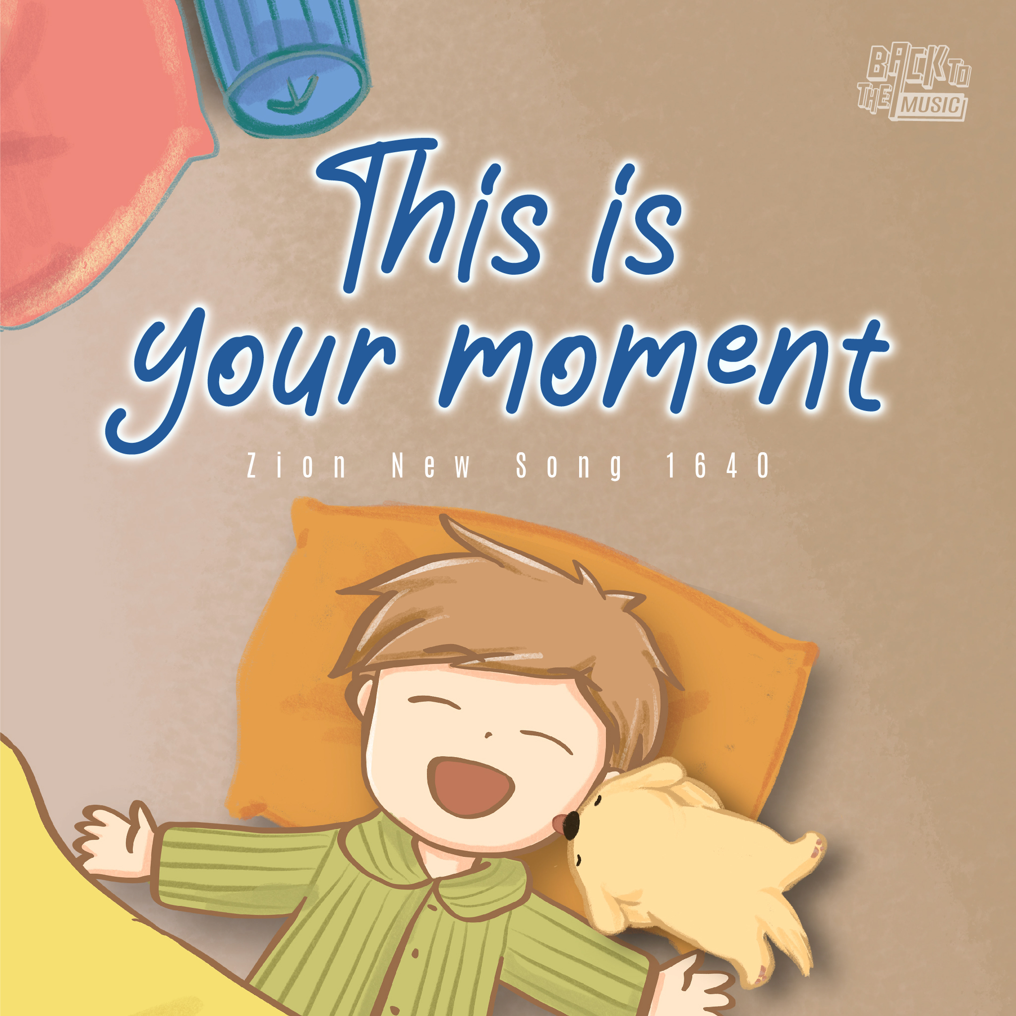 【This is your moment 】| Music | Praise the Lord 2021 | Back To The Music