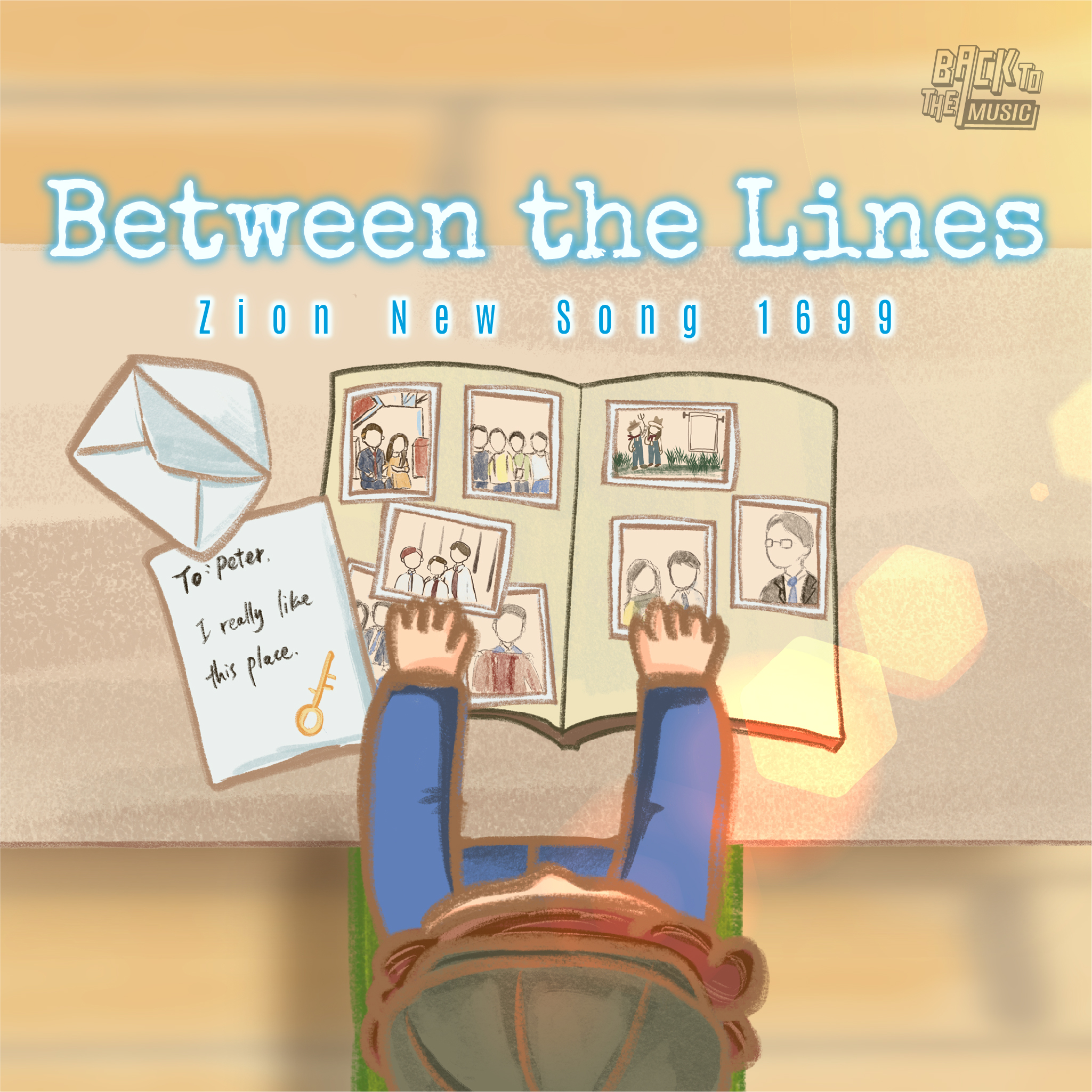 【Between the Lines】| Music | Praise the Lord 2021 | Back To The Music