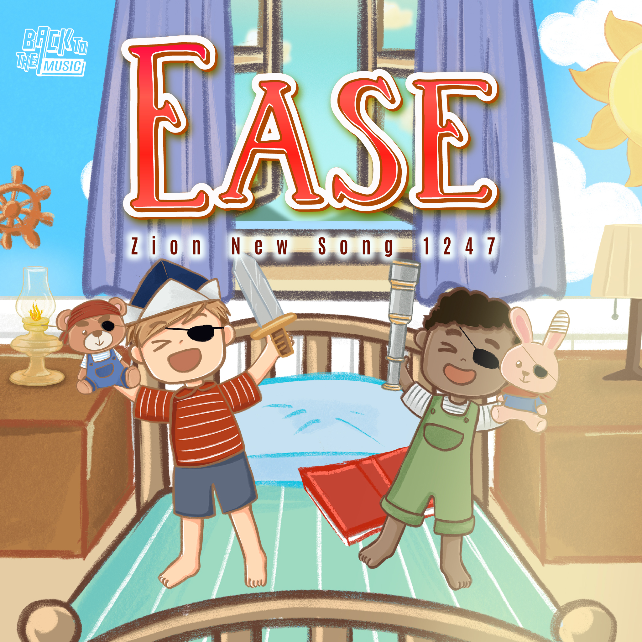 【Ease】| Music | Praise the Lord 2021 | Back To The Music