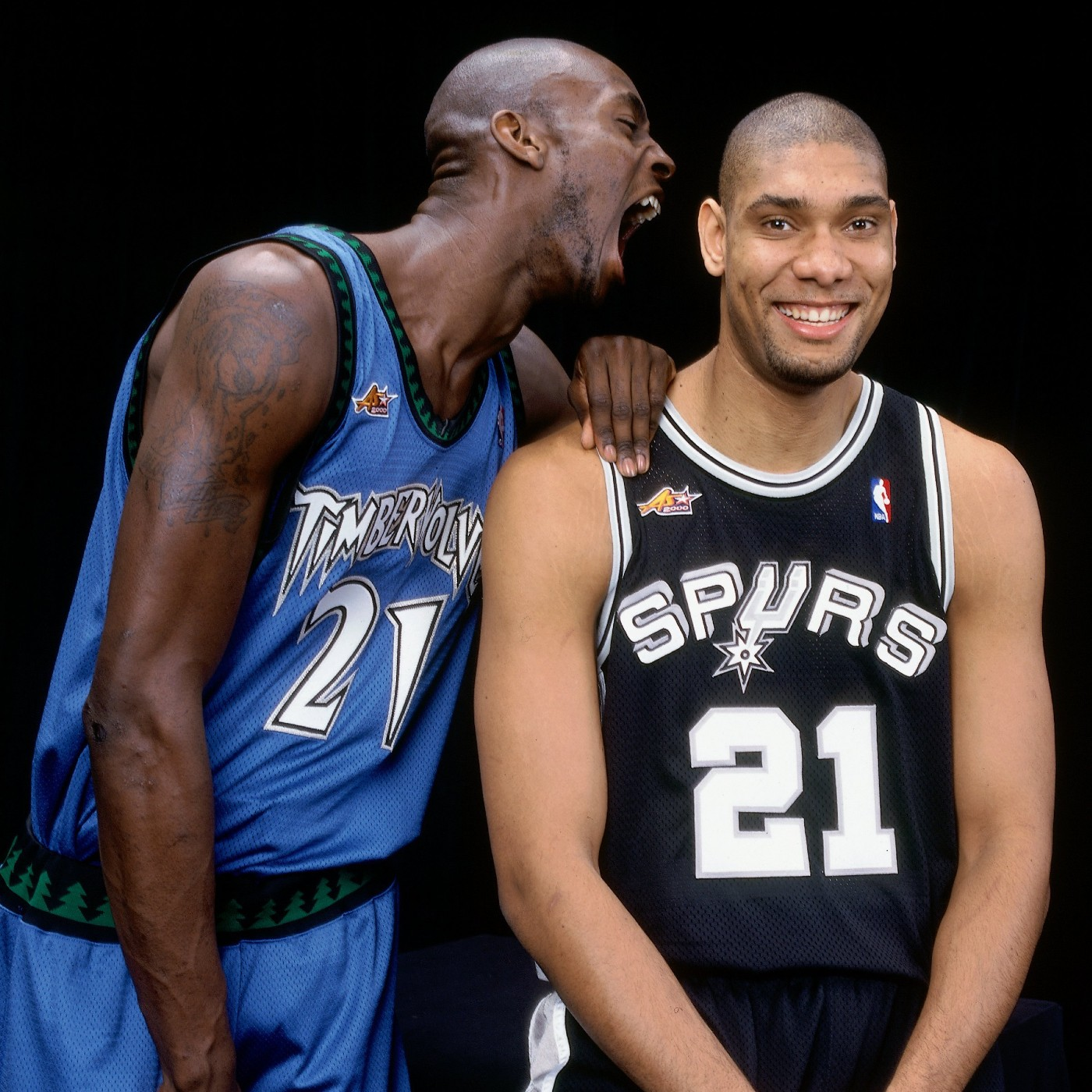 [20-21] NBA Week 17:LaMarcus Aldridge生涯回顧、歷史偉大大前鋒金字塔、石佛 vs. 狼王 & more