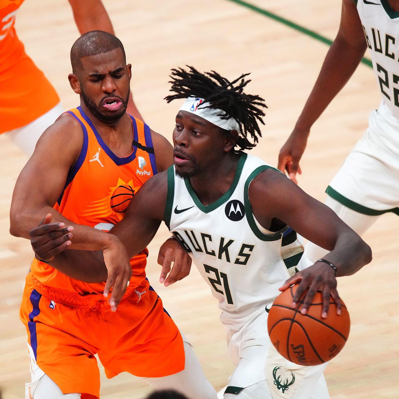 [20-21] NBA冠軍賽:Jrue Holiday經典防守戰、CP3低迷演出、NBA粉絲文化 & more