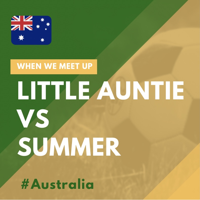 那些年,我們在澳洲相遇  FT. SUMMER