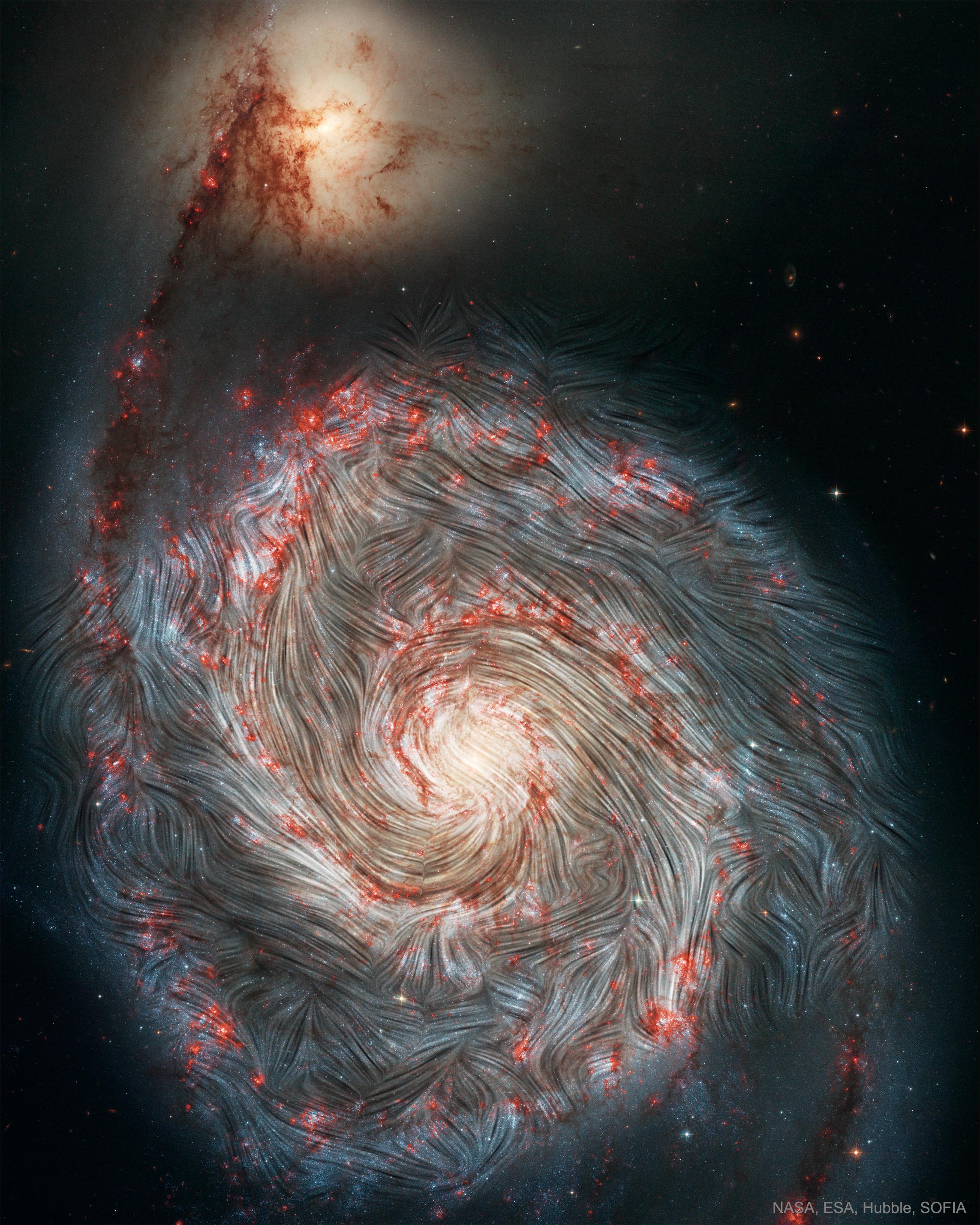 渦輪星系 ê 磁場 ft. 蔡老師 (20210120)