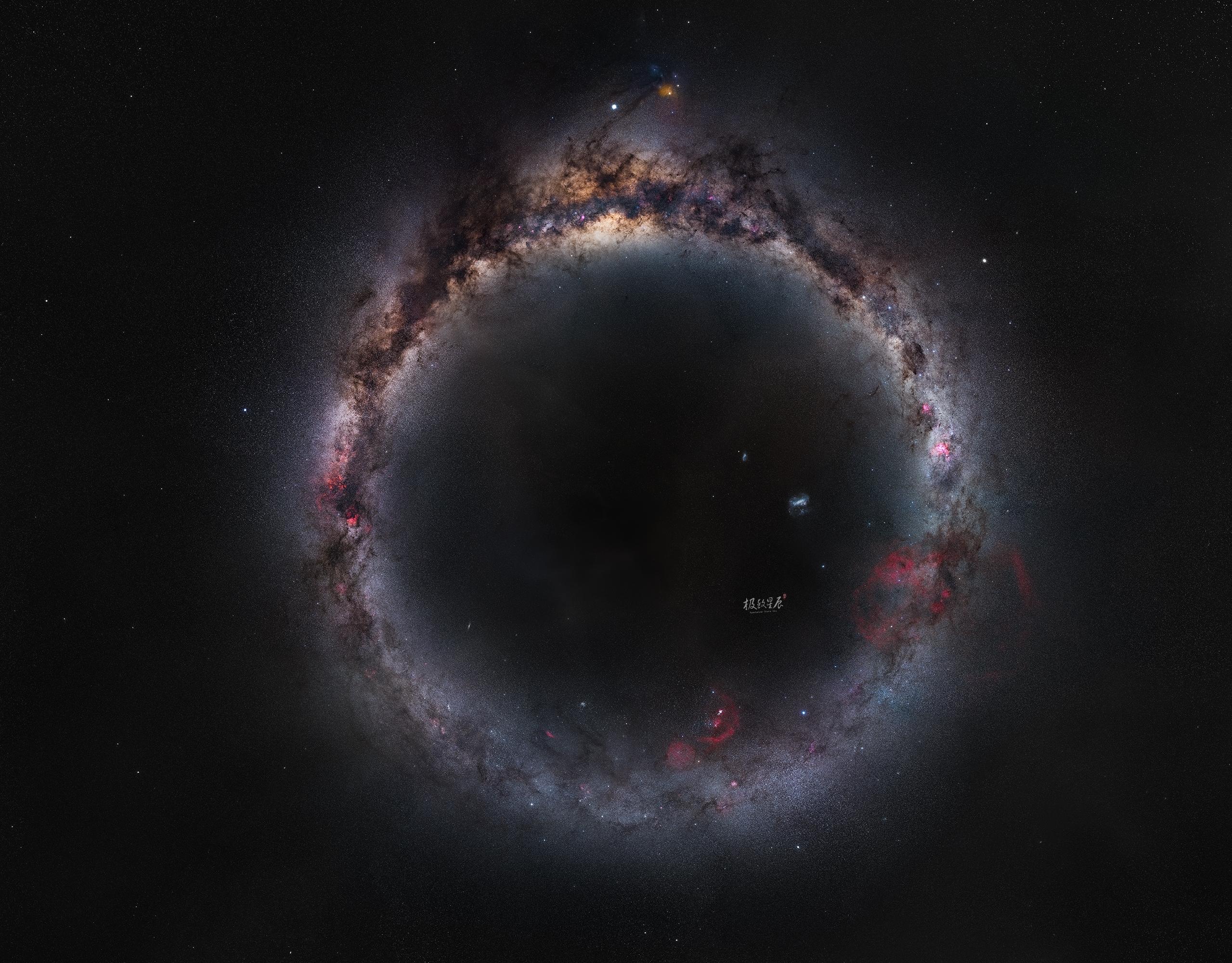 銀河環 ft. 蔡老師 (20210122)