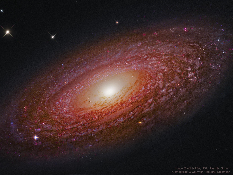 厝邊 ê 大質量捲螺仔星系 NGC 2841 ft. 阿錕 (20210124)