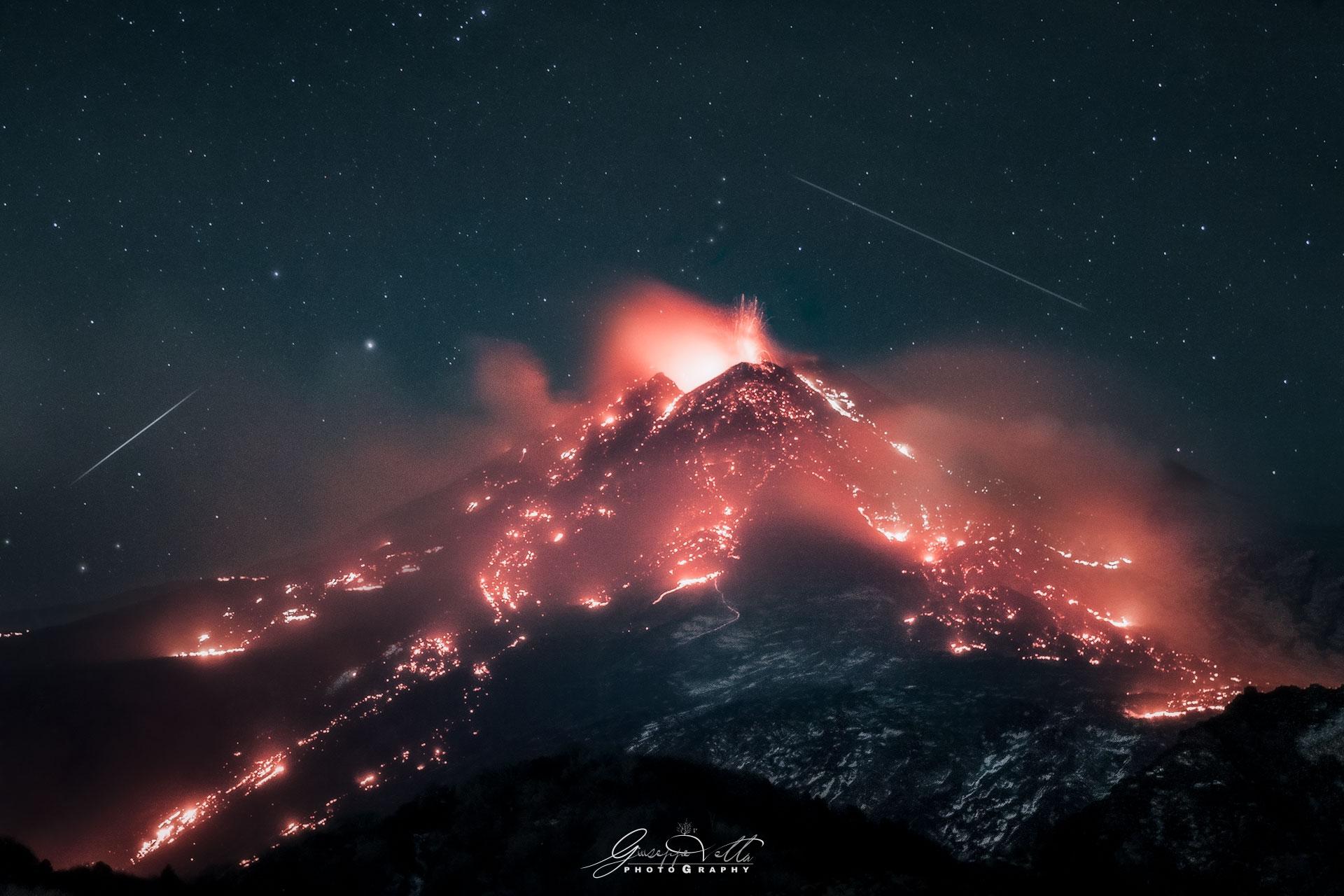 火山爆發頭頂 ê 天星 ft. 蔡老師 (20210303)