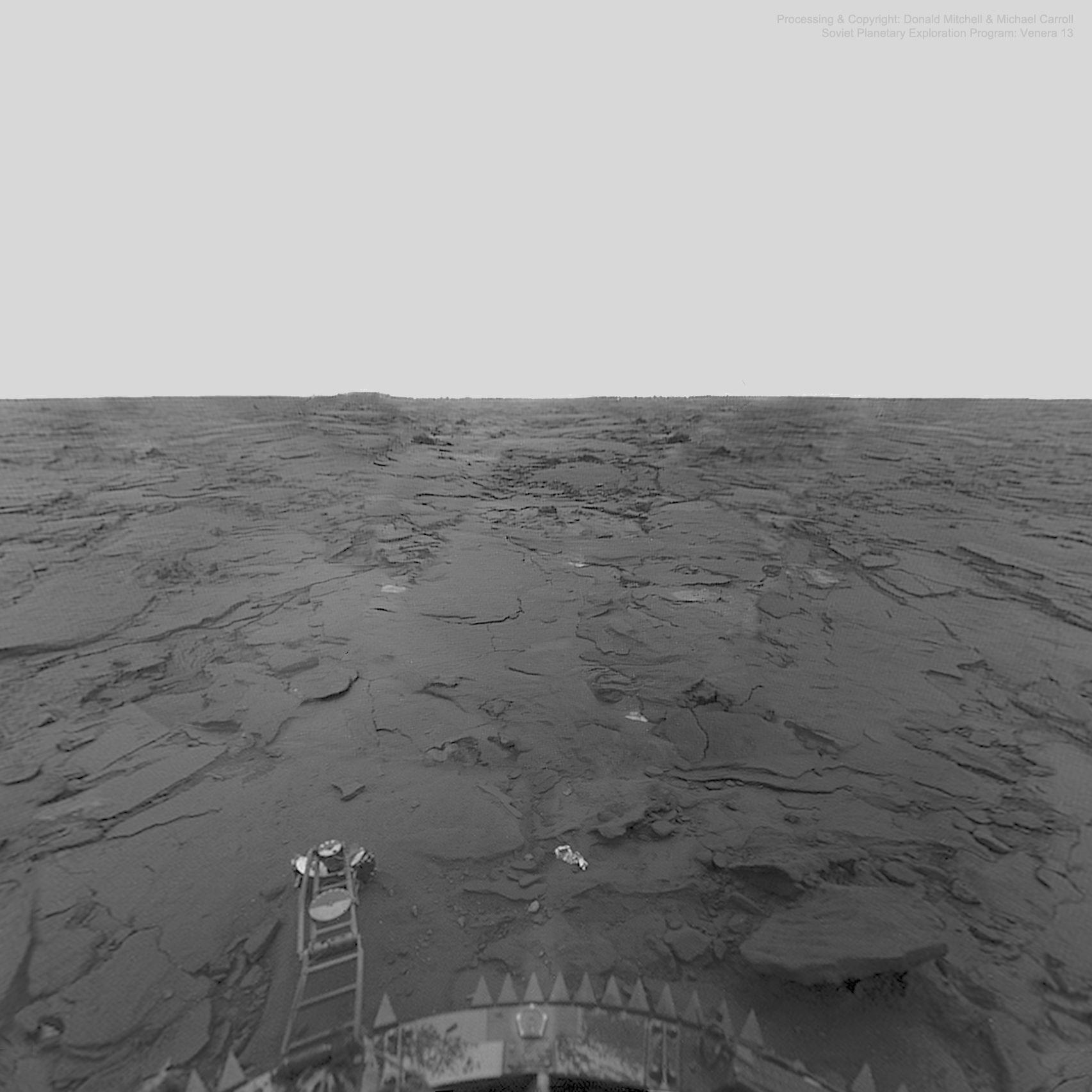 Ùi 金星 13 號看著 ê 金星表面 ft. 蔡老師 (20210317)