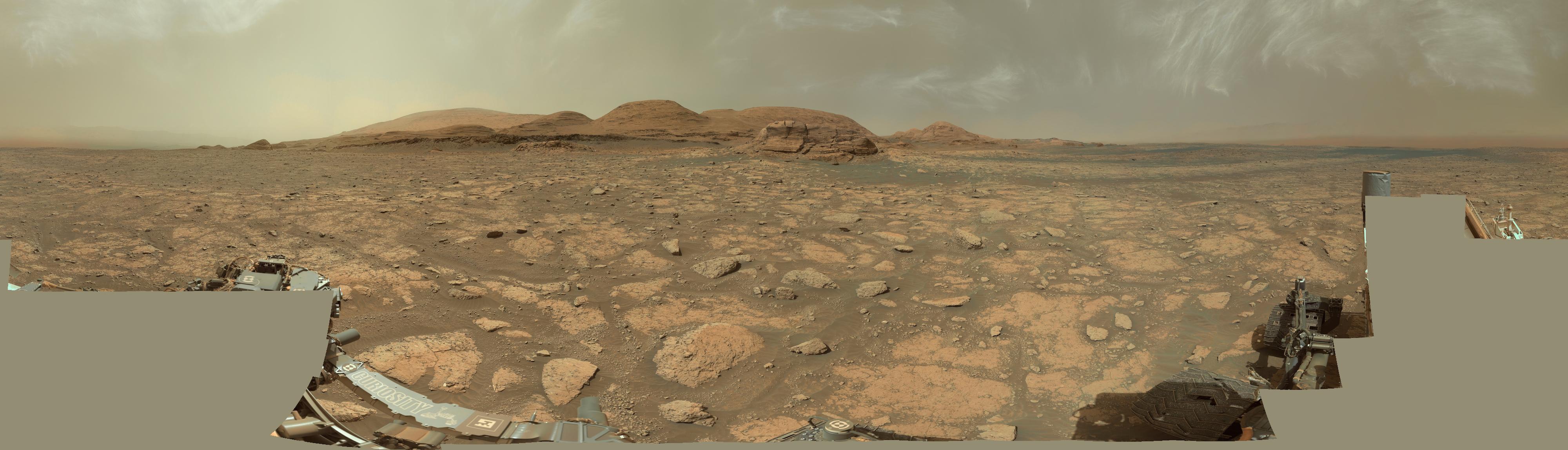 好奇號:火星日第 3048 工 ft. 阿錕 (20210325)
