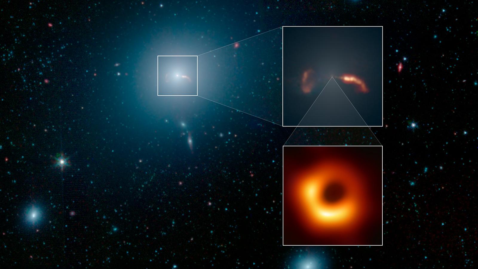 星系、噴流、kah 有名 ê 烏洞 ft. 蔡老師 (20210415)
