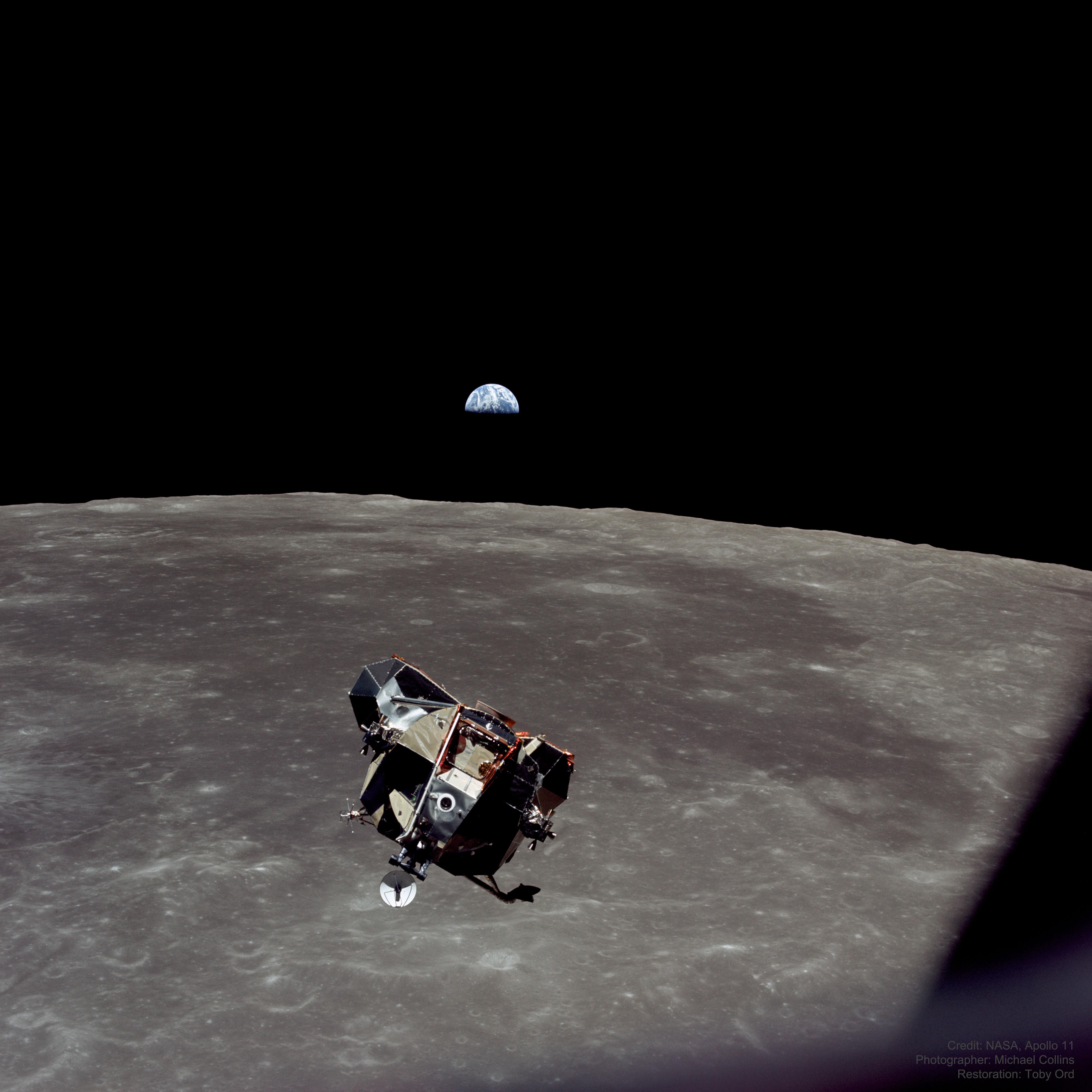 阿波羅 11 號:地球、月球、太空船 ft. 蔡老師 (20210503)