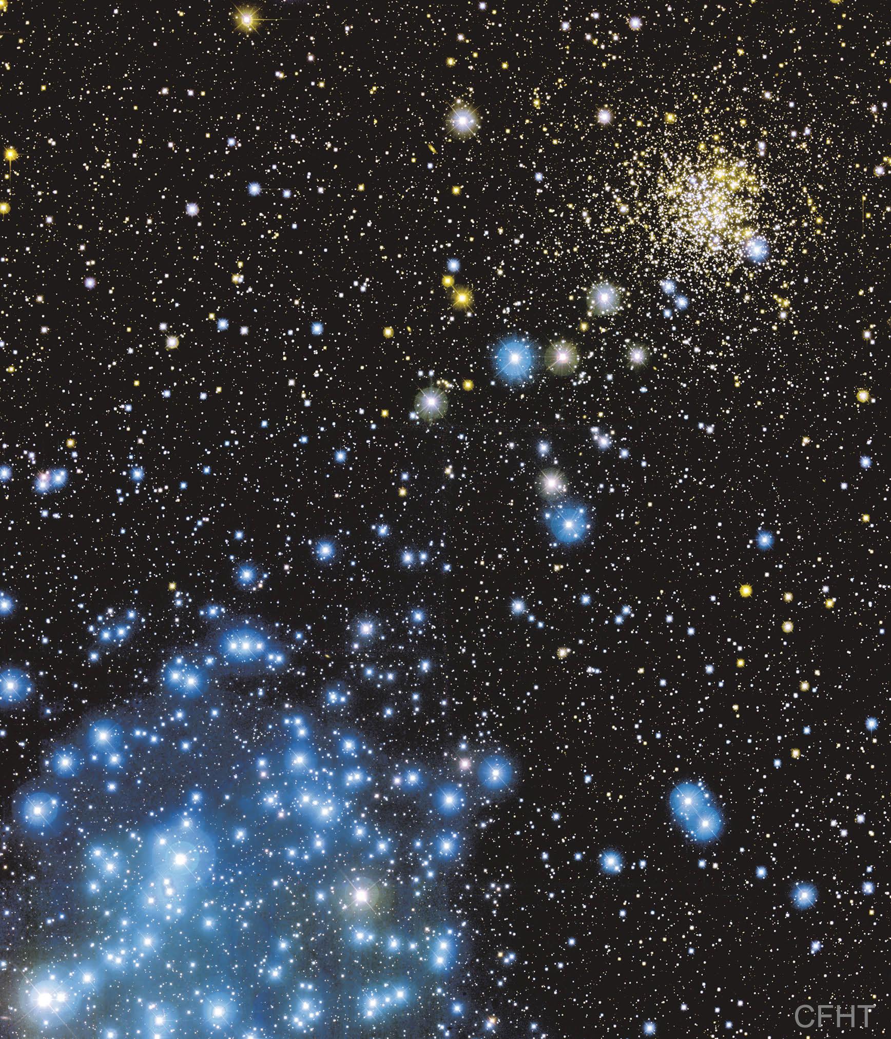 星團 M35 kah NGC 2158 ft. 阿錕 (20210510)