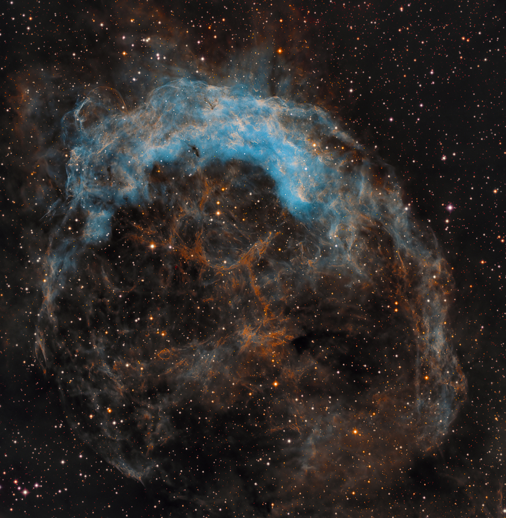去予風吹開 ê NGC 3199 ft. 彪彪 (20210506)