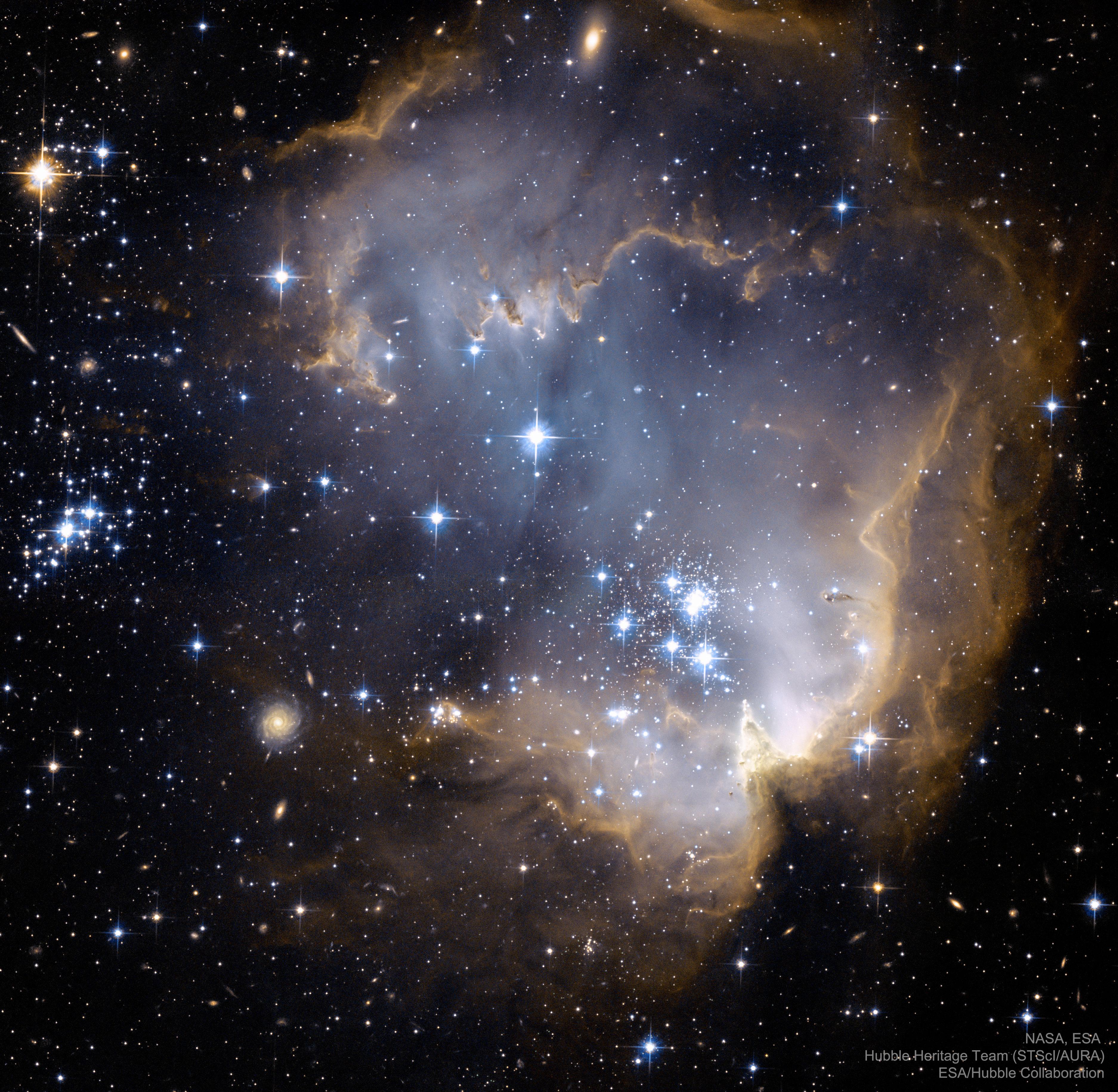 NGC 602 kah 伊 ê 遠方 ft. 阿錕 (20210516)