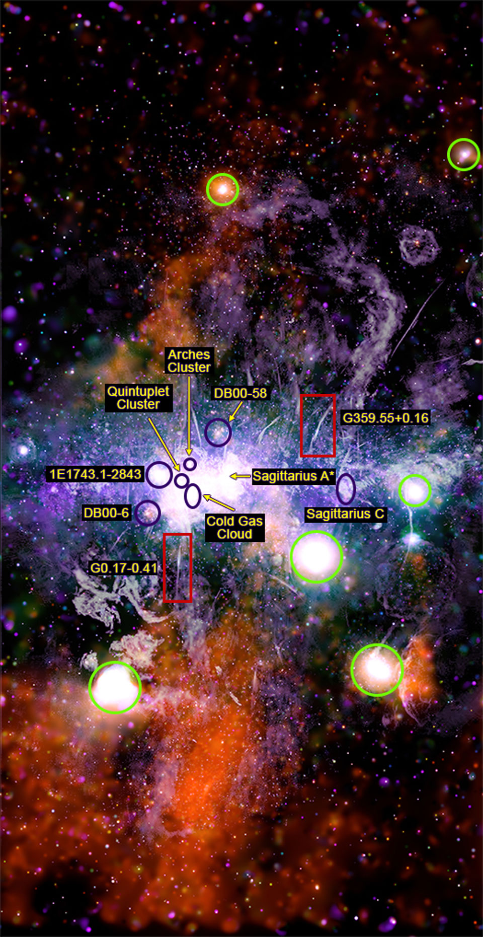 有恆星、氣體、kah 磁性 ê 銀河中心 ft. 阿錕 (20210602)