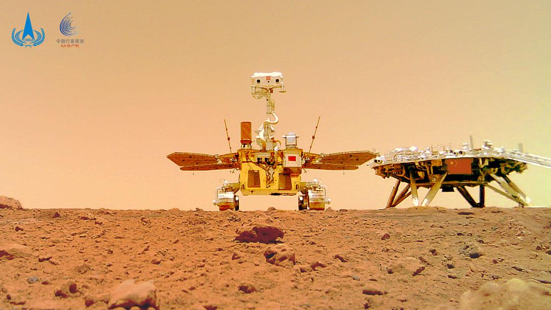 祝融號:火星面頂 ê 新探測車 ft. 阿錕 (20210615)