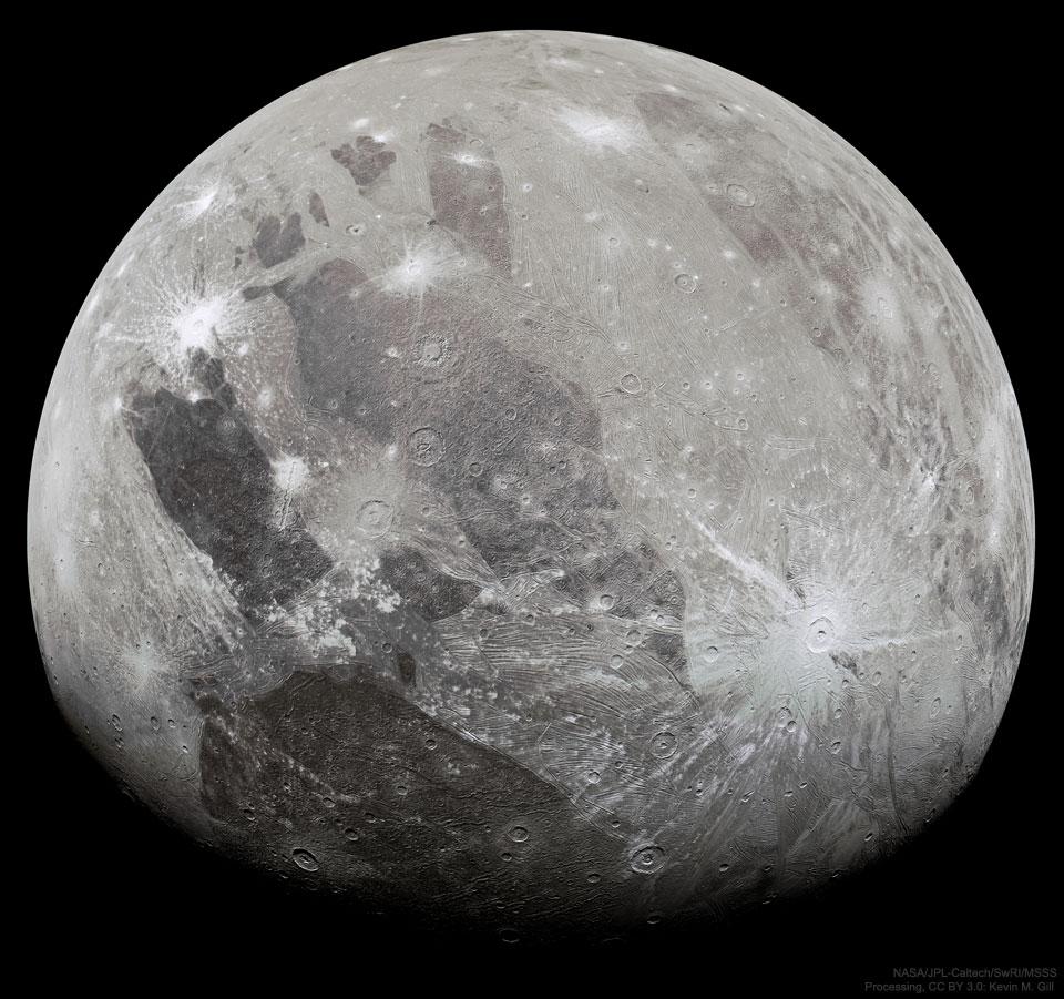 #160  Juno 太空船翕 ê 木衛 Ganymede ft. 阿錕 (20210614)