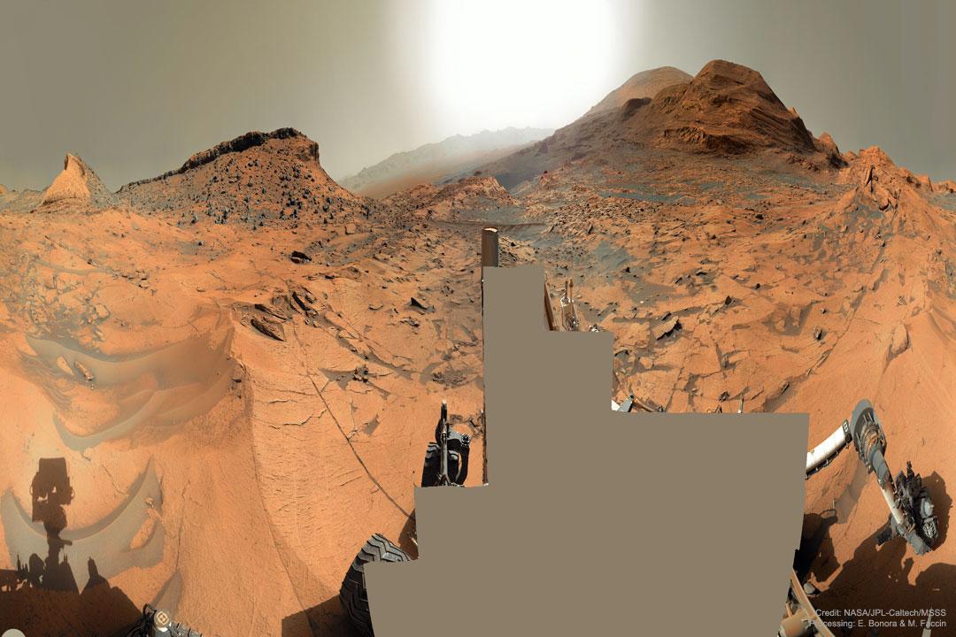241. 好奇號翕 ê 火星 360 度全景圖 ft. 阿錕 (20210914)