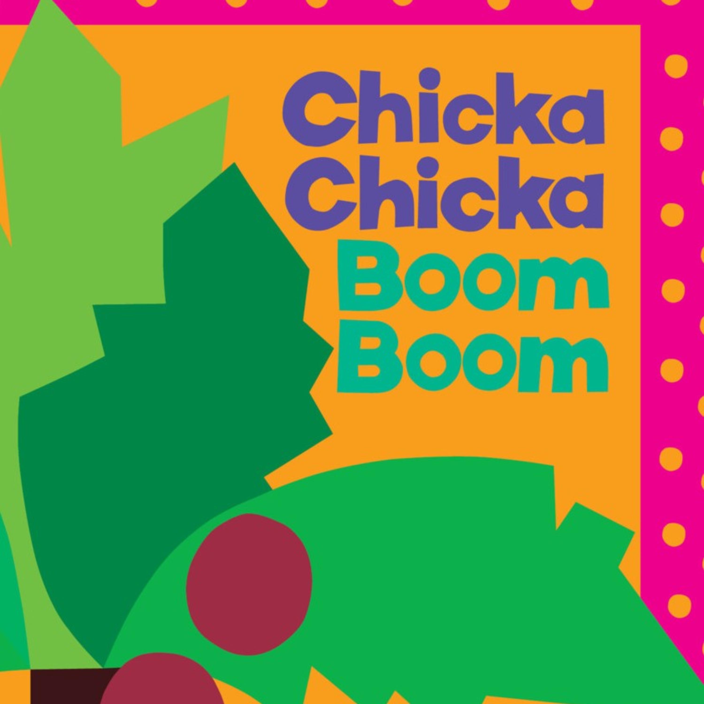 【英桃小玩子】EP3-字母繪本Chicka Chicka Boom Boom