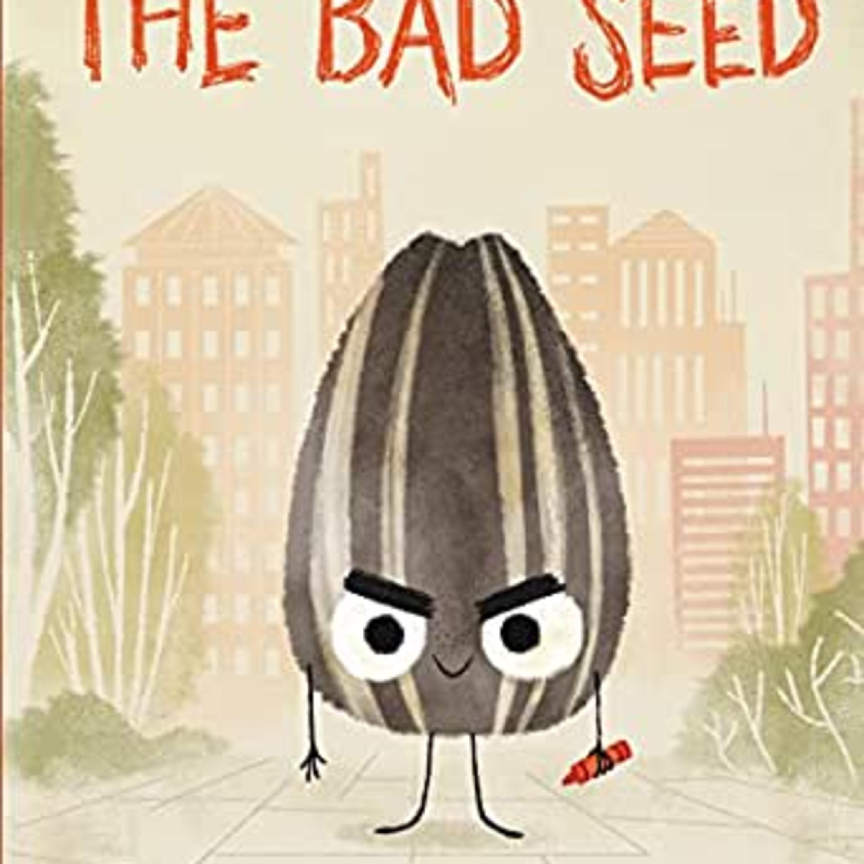 【英桃小玩子】EP11-繪本 The Bad Seed