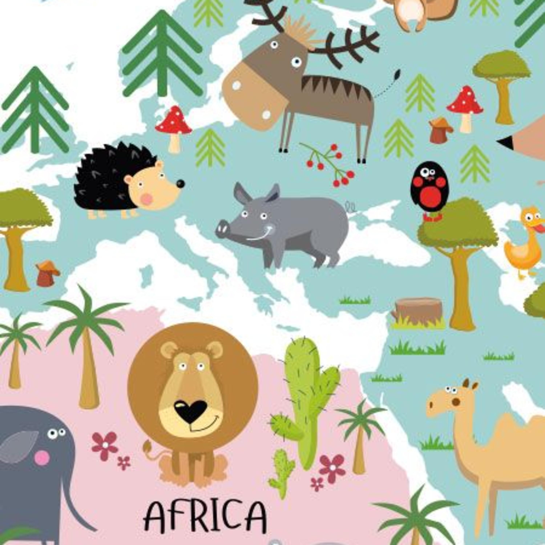 【英桃小玩子】EP 12-Animals(下)動物主題繪本