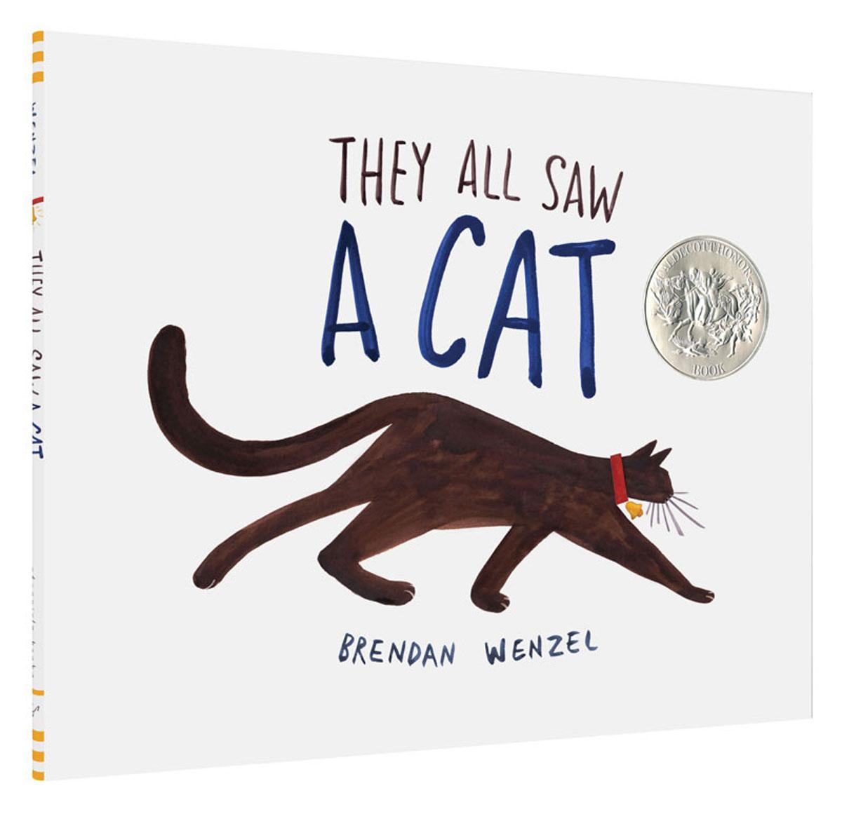 【英桃小玩子】EP24-They All Saw a Cat他們都看見了一隻貓,探討不同觀點