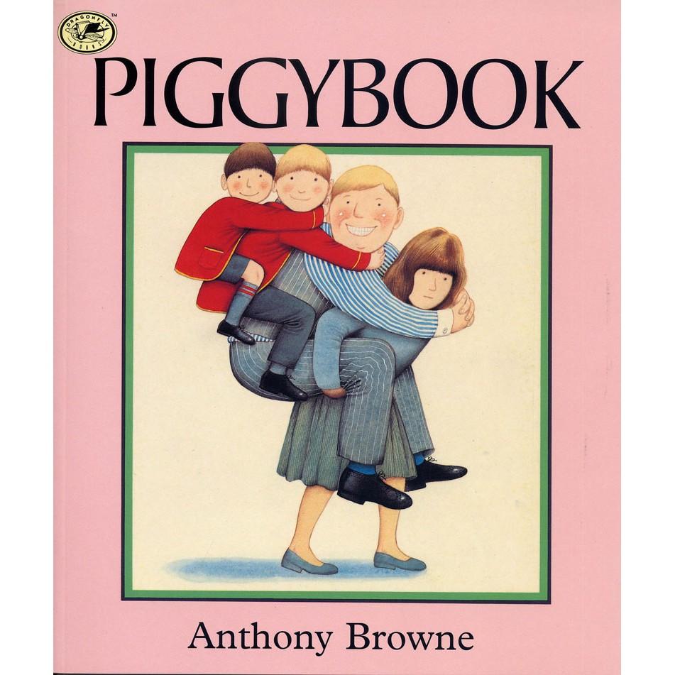 【英桃小玩子】 EP26-The Piggybook朱家故事與家務分工、負責和勇敢