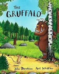 【英桃小玩子】EP27 The Gruffalo 古飛樂