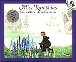 【英桃小玩子】EP28 讓世界更美好的花婆婆Miss Rumphius