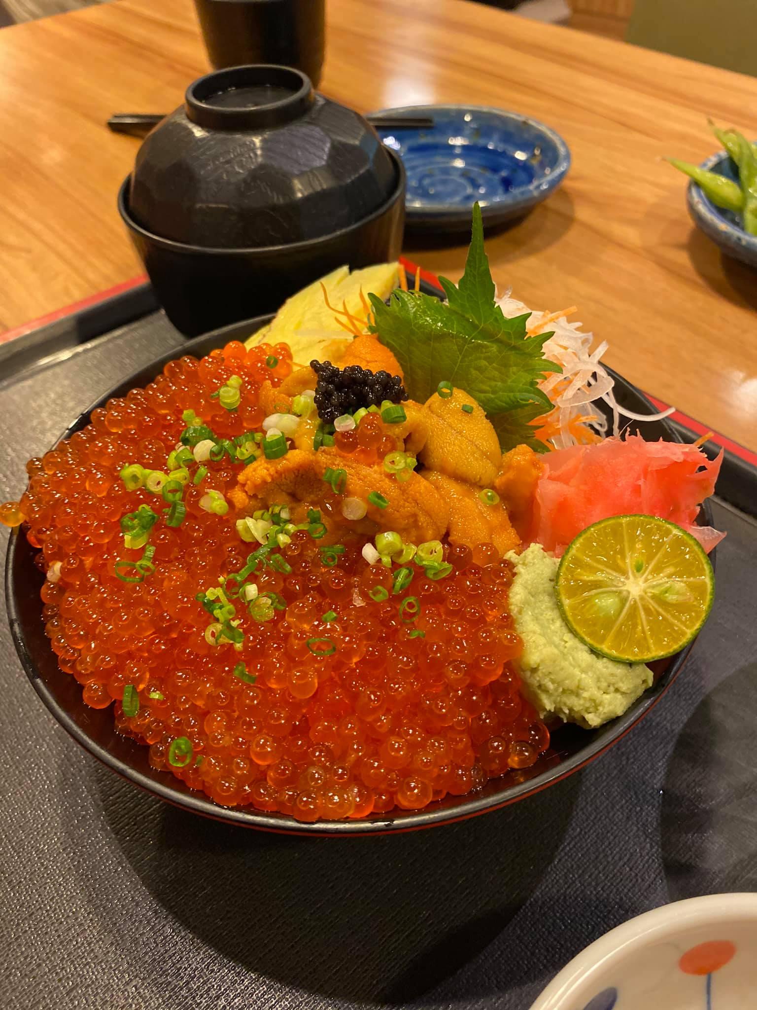 EP2/ 鮭魚之亂─生魚片丼飯大PK
