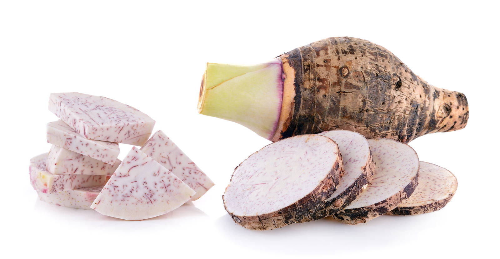 芋頭--「芋頭的鬆、香、糯、綿、細軟,是會誘人頻頻回首的食物。」