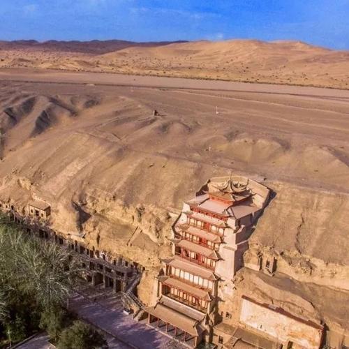 Podcast : 千思萬里路 SE01 EP02 莫高窟的建築 壁畫 與泥塑