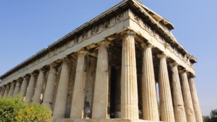 EP.41-雅典景點介紹-阿提庫斯音樂廳、古代市集、赫菲斯托斯神殿
