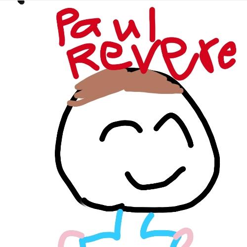小朋友說歷史-【冰淇淋×阿忠】Paul Revere