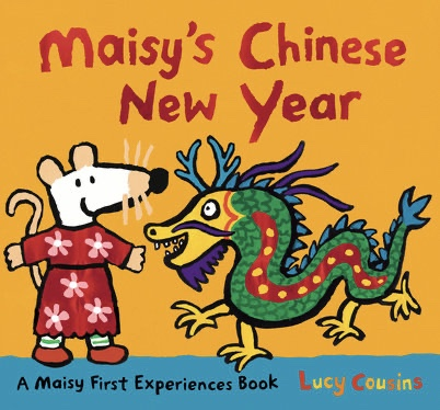 哈米寶說故事2- Maisy's Chinese New Year