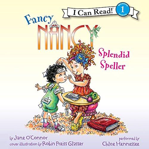 👧🏻哈米寶說故事8- Fancy Nancy Splendid Speller