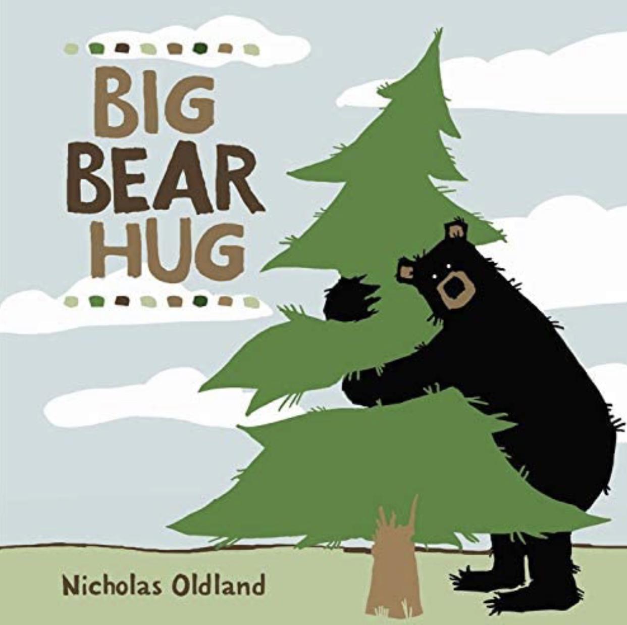 👧🏻哈米寶說故事9- BIG BEAR HUG