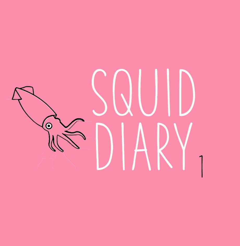 魷魚生活日記 EP1:真實的魷魚