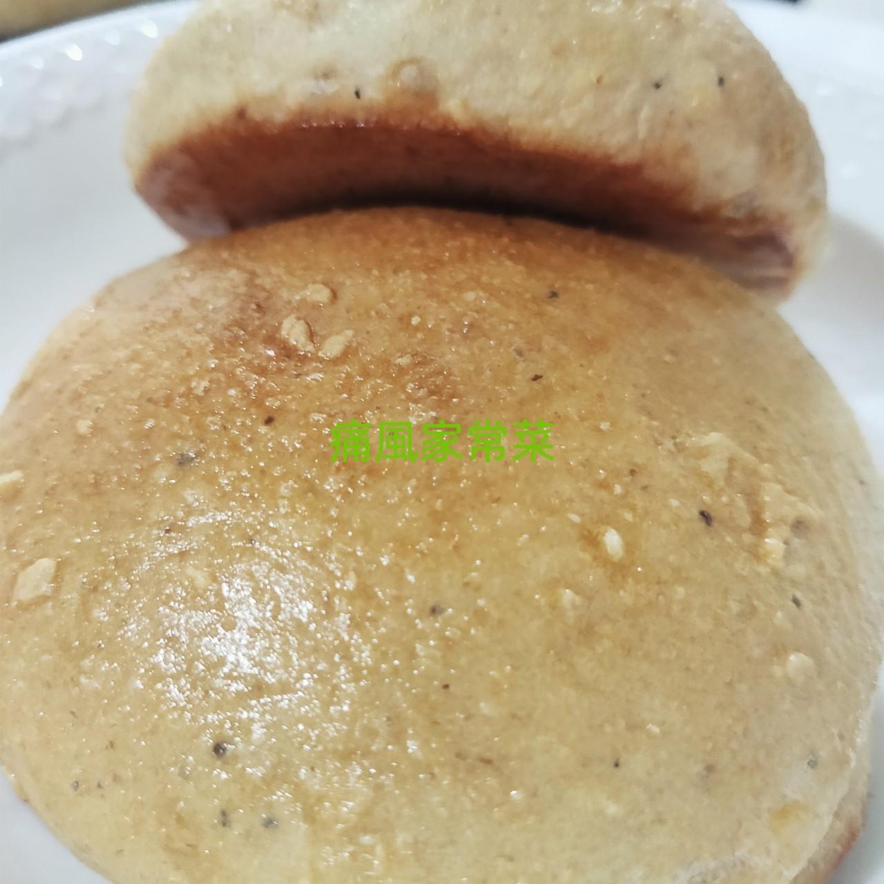 18豆渣肉鬆麵包