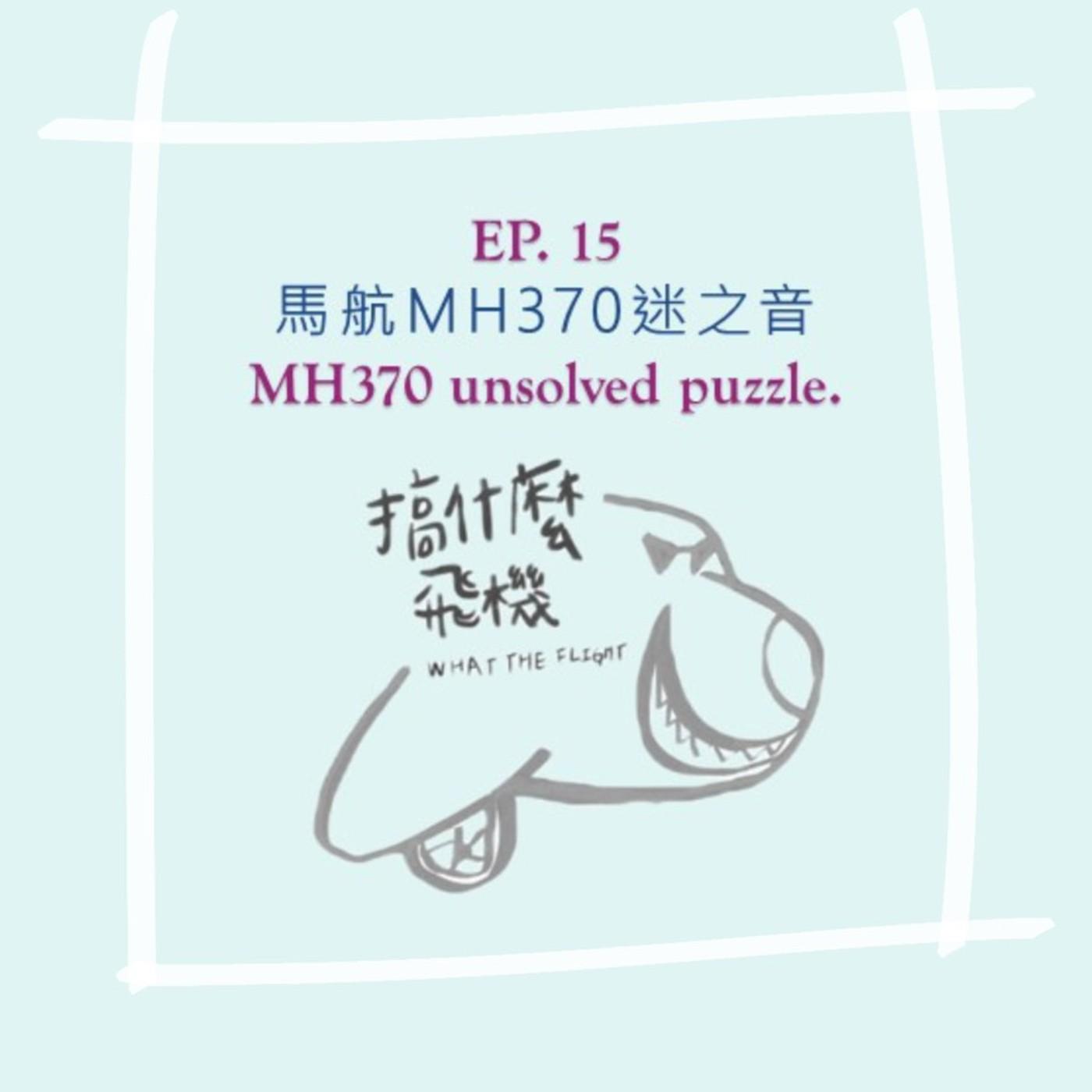 馬航MH370謎之音