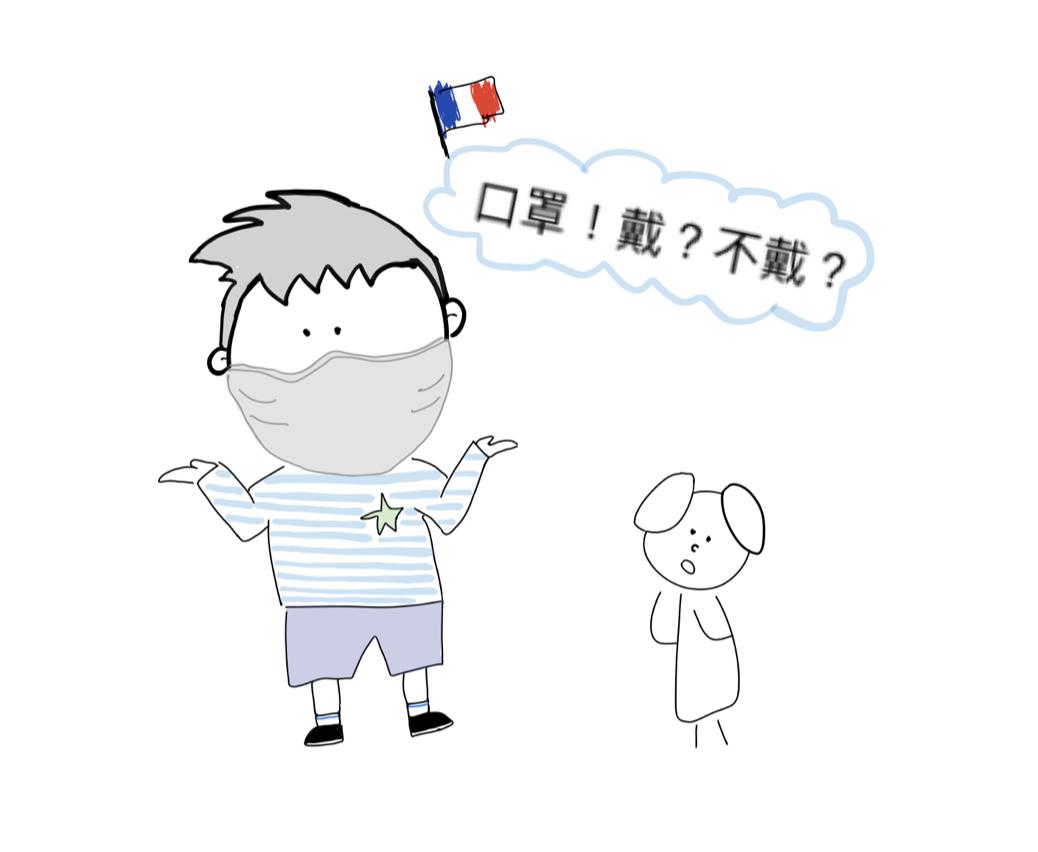 Ep3【法國人和口罩的愛恨情仇】為什麼法國人抗拒戴口罩?因為破壞整體造型?讓人憂鬱還是別有原因?我們習以為常的口罩,在法國人的眼裡可是一點都不尋常