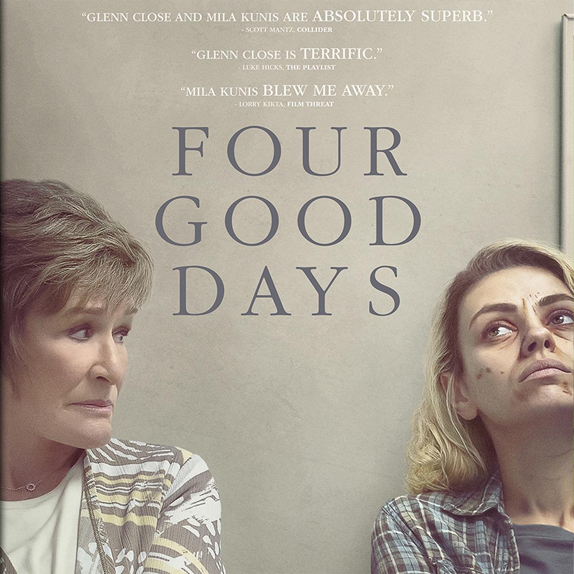 EP60.從電影「四個好日子」中發現,愛屋及烏的人都是自找麻煩?