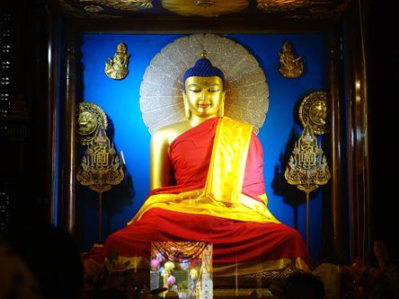 《釋迦牟尼佛傳奇》 第六章 藍毗尼園中太子降誕