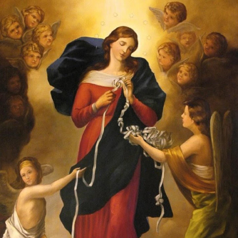 解結聖母九日敬禮 第四天
