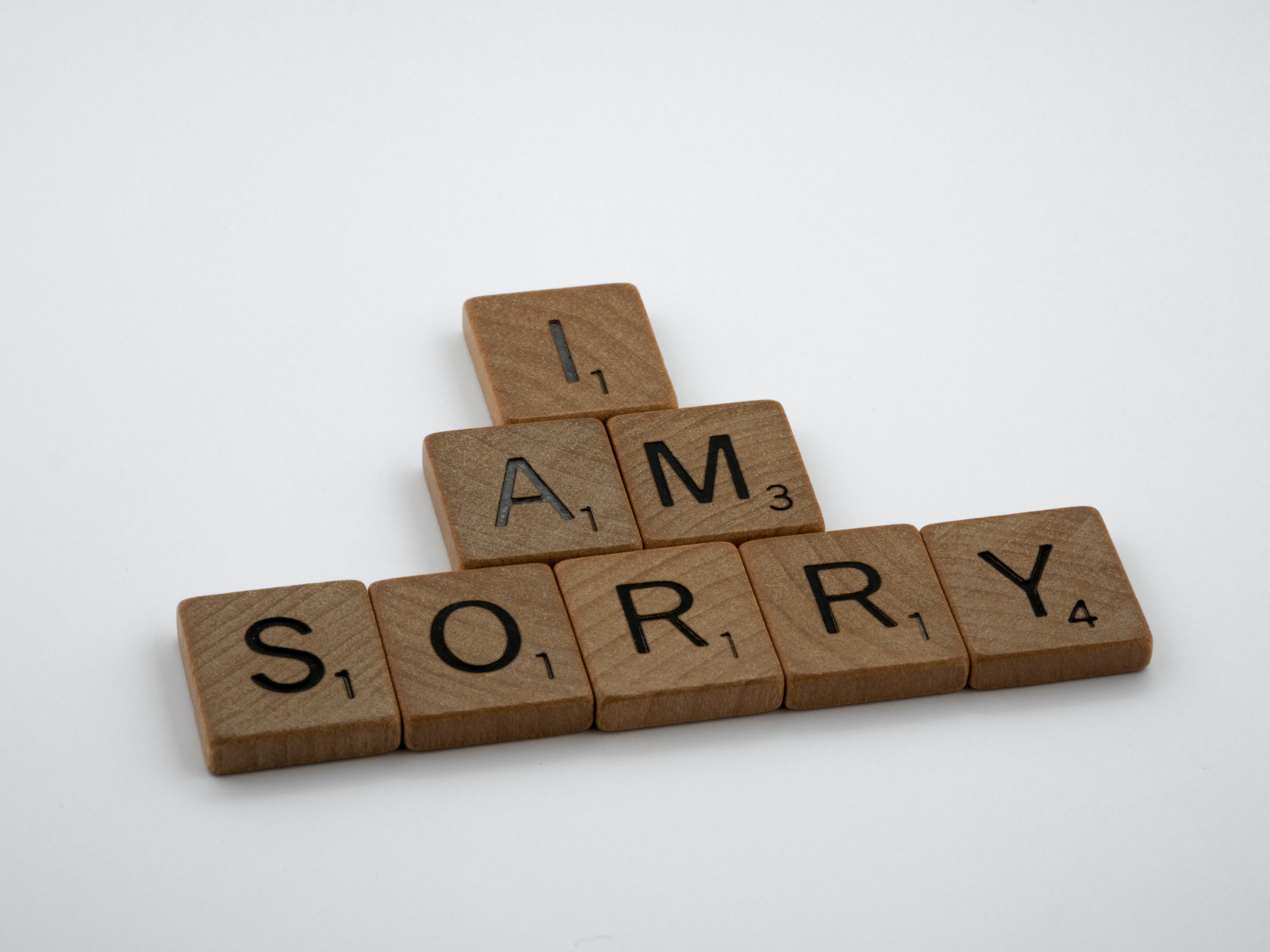 013原來這才是道歉