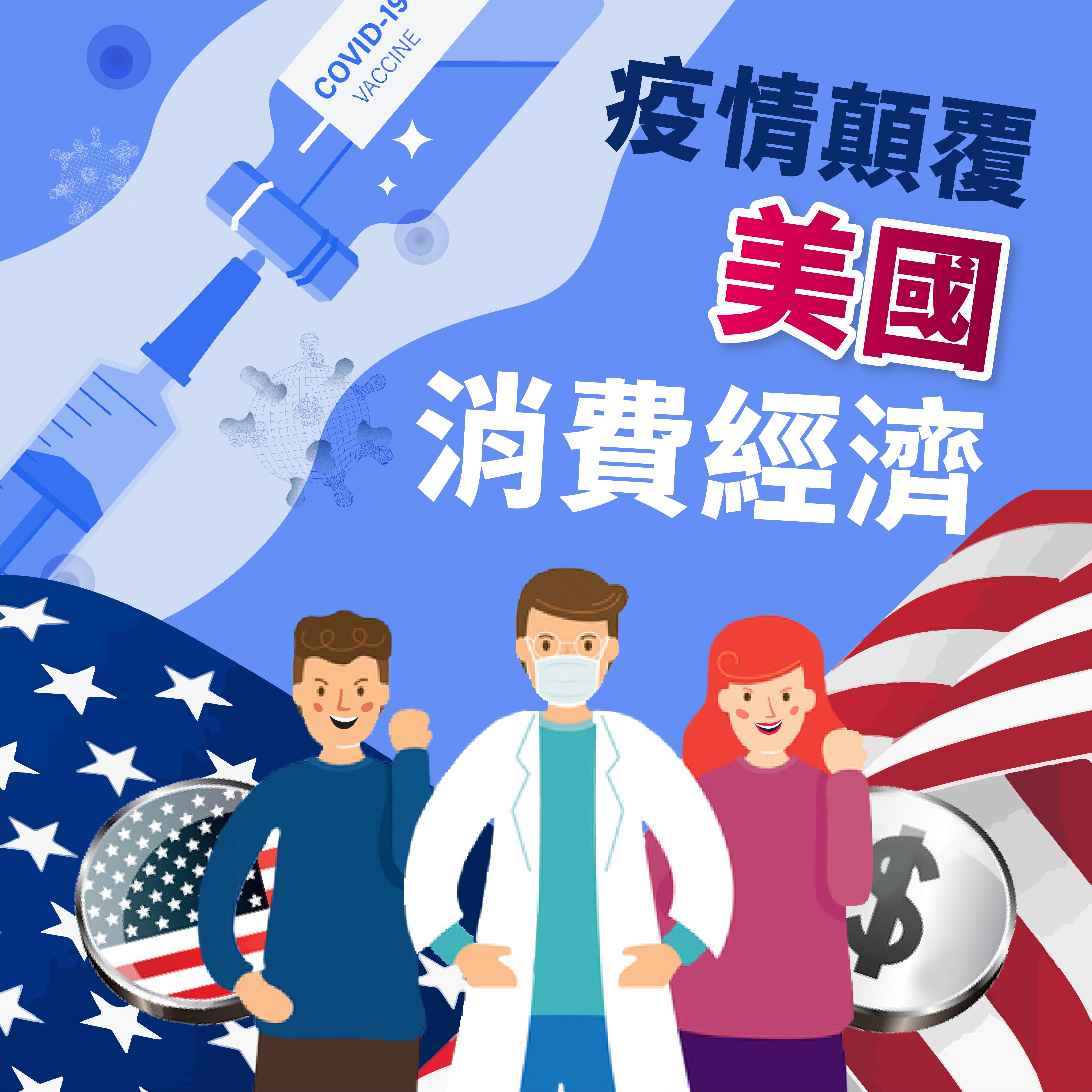 EP 11【特輯】疫情巔覆美國消費經濟