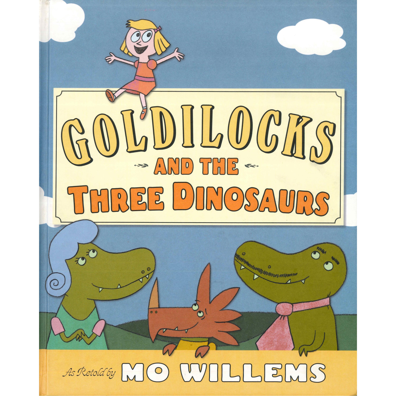 Story Life EP.2 Goldilocks and the Three Dinosaurs