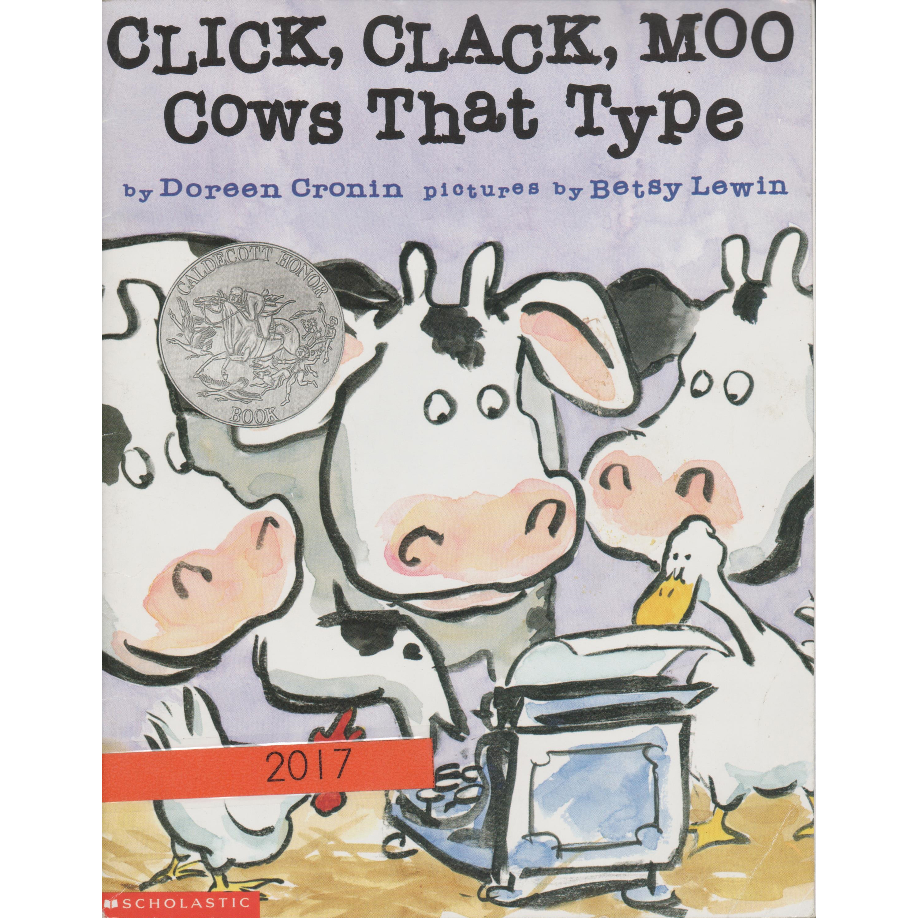 Story Life EP.4 CLICK, CLACK, MOO Cows That Type