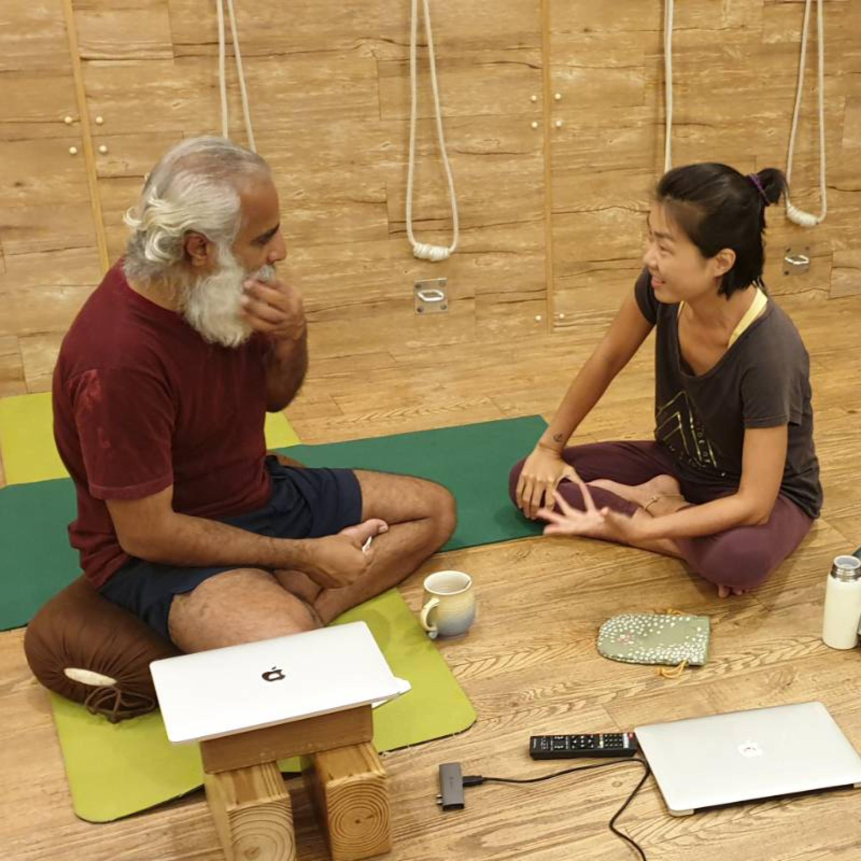 Conversation with Nandaji/ 與Nandaji的訪談—上集