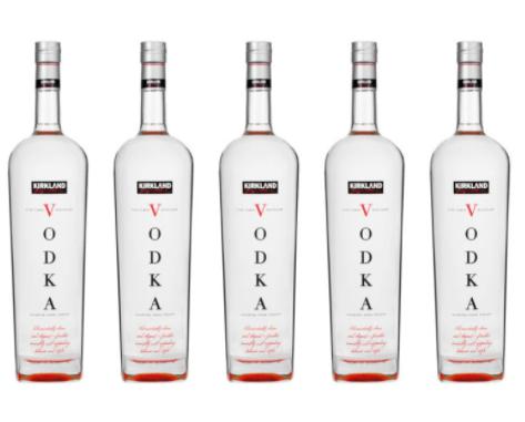 好酒推薦 Costco Vodka