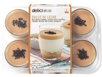 好吃推薦 Costco Delici Dulce De Leche 焦糖牛奶慕絲